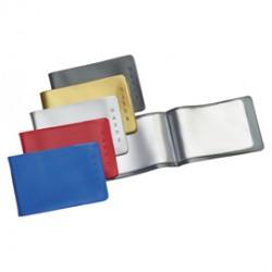 BUSTA PORTA CARDS 8,5X5,4 02/7440 PVC COL.ASSORTITI FAVORIT PVC