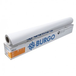 CARTA INKJET PLOTTER OPACA 914MMX50MT 90GR CAD 90ECO BURGO