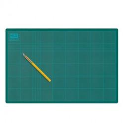 PIANO ANTITAGLIO DOPPIA SUPERFICIE F.TO 60X45CM ART.CM-60
