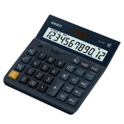 Calcolatrice da tavolo XXL 12 cifre DH-12ET Casio