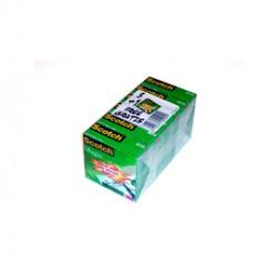 PROMO PACK 5+1 NASTRO ADESIVO Scotch 810 PERMANENTE 19MMX33MT