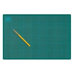 PIANO ANTITAGLIO DOPPIA SUPERFICIE F.TO 90X60CM ART.CM-90