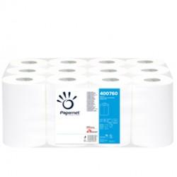 Asciugamani in rotolo MINI 210 strappi  14,5cm Centrefeed Papernet