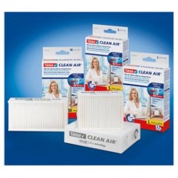 Filtro Clean Air M per stampanti e fax - 14x7cm - Tesa