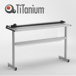 TAGLIERINA A LAMA ROTANTE A0+ 1500mm c/Stand TN150 TiTanium