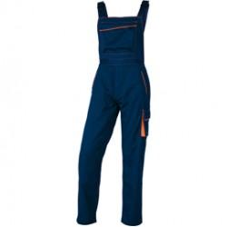SALOPETTE da LAVORO M6SAL blu/arancio Tg. L PANOSTYLE