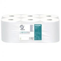 Rotolo asciugamani Autocut Microgoffrato 2veli 18,5cm DissolveTech Papernet