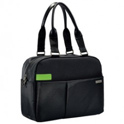 Borsa shopper smart traveller per PC 13,3 nero Leitz Complete