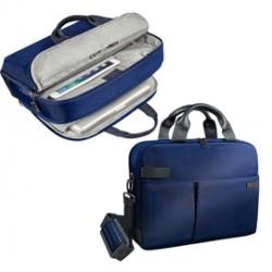Borsa smart traveller per PC 13,3 blu Leitz Complete