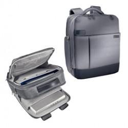 Zaino smart traveller per PC 15,6 grigio Leitz Complete