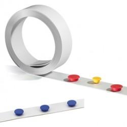 Banda adesiva per magneti 35mm x 5mt 4715-02 Durable