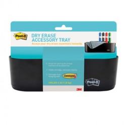 Vassoio porta accessori per lavagna cancellabile Post-it Super Sticky