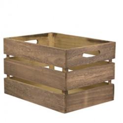 Scatola Porta MenU/Accessori a cassetta 11,6x24x14,2cm Securit