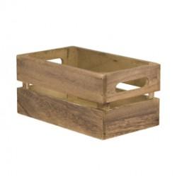 Scatola Porta MenU a cassetta 21x33x24,2cm Securit
