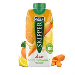 Succo Skipper gusto ACE BRICK 330ml Zuegg