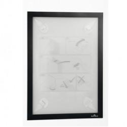 Cornice adesiva Duraframe Wallpaper A4 21x29,7cm nero DURABLE