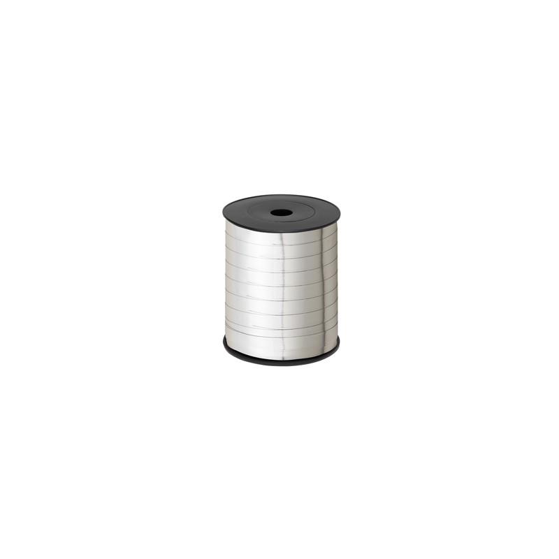 Rocca nastro metal 6870 5mmx100mt colore argento 04 Brizzolari