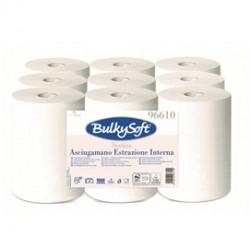 Asciugamani in rotolo MINI 13cm - 60mt Premium BulkySoft