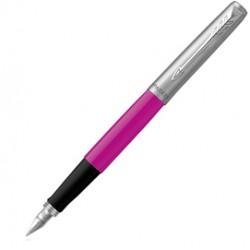 Penna stilo Jotter Original punta M fusto magenta Parker