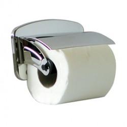 Portarotolo carta igienica in acciaio inox