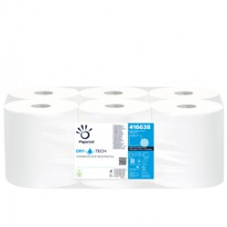Bobina asciugamani autocut DryTech 1 velo 300mt