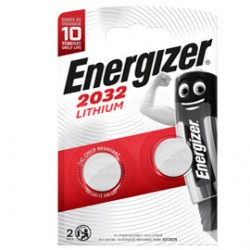 Blister 2 pile CR2032 Lithium - Energizer Specialistiche