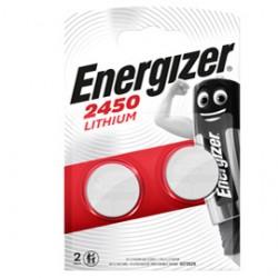 Blister 2 pile CR2450 Lithium - Energizer Specialistiche