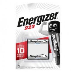 Blister 1 pila 223 Photo Lithium - Energizer Specialistiche