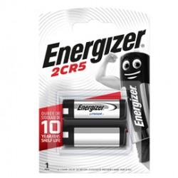 Blister 1 pila 2CR5 Photo Lithium - Energizer Specialistiche