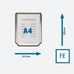 Display A4 verticale per colonnina 600G Stilcasa