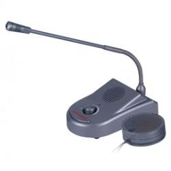 Sistema interfonico microfono + altoparlante GBC