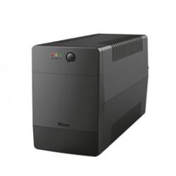 Gruppi di continuitA Paxxon 1000VA UPS 4 outlets TRUST