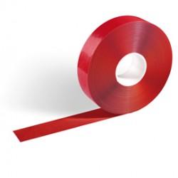 Nastro adesivo da pavimento DURALINE STRONG 50/05 50mmx30m rosso Durable