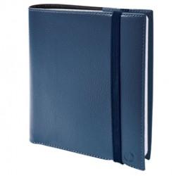 Agenda settimanale TimeLife 16x16cm blu metal 2022 Quo Vadis