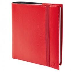 Agenda settimanale TimeLife 16x16cm rosso cigliega 2022 Quo Vadis