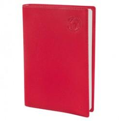 Agenda settimanale Ministro Equology 16x24cm cm rosso 2022 Quo Vadis