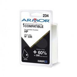 CARTUCCIA NERA PER HP N338 PSC 1510, 1610, Deskjet 5740 20ML