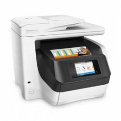 Multifunzione 4 in 1 HP, a colori, inkjet, Officejet Pro 8730, a 20ppm