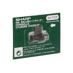 TAMPONE INCHIOSTRATO EA772R X EL1620/2620/2626H ROSSO/NERO SHARP