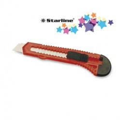 Cutter 18mm con bloccalama Basic Starline