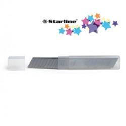 Blister 10 Lame 18mm universali per cutter Starline