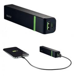 Caricatore portatile 1 porta USB 2600mAh Leitz Complete